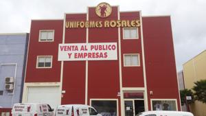 UNIFORMES ROSALES, S.L.