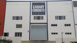 CANARY CONCRETE, S.A.