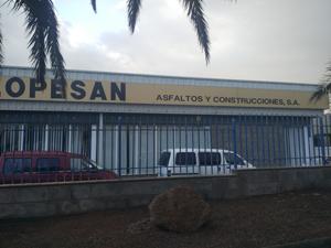 LOPESAN ASFALTOS Y CONSTRUCCIONES, S.A.