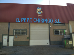 PEPE CHIRINGO, S.L.