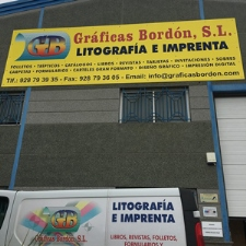 GRAFICAS BORDON, S.L.