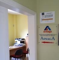 Sede de Aenaga